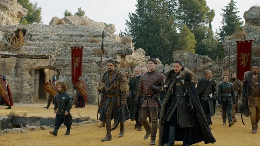Im_fossa_del_drago_Jon-Snow-and-allies-Game-of-Thrones