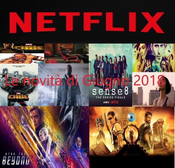 Netflix giugno 2018