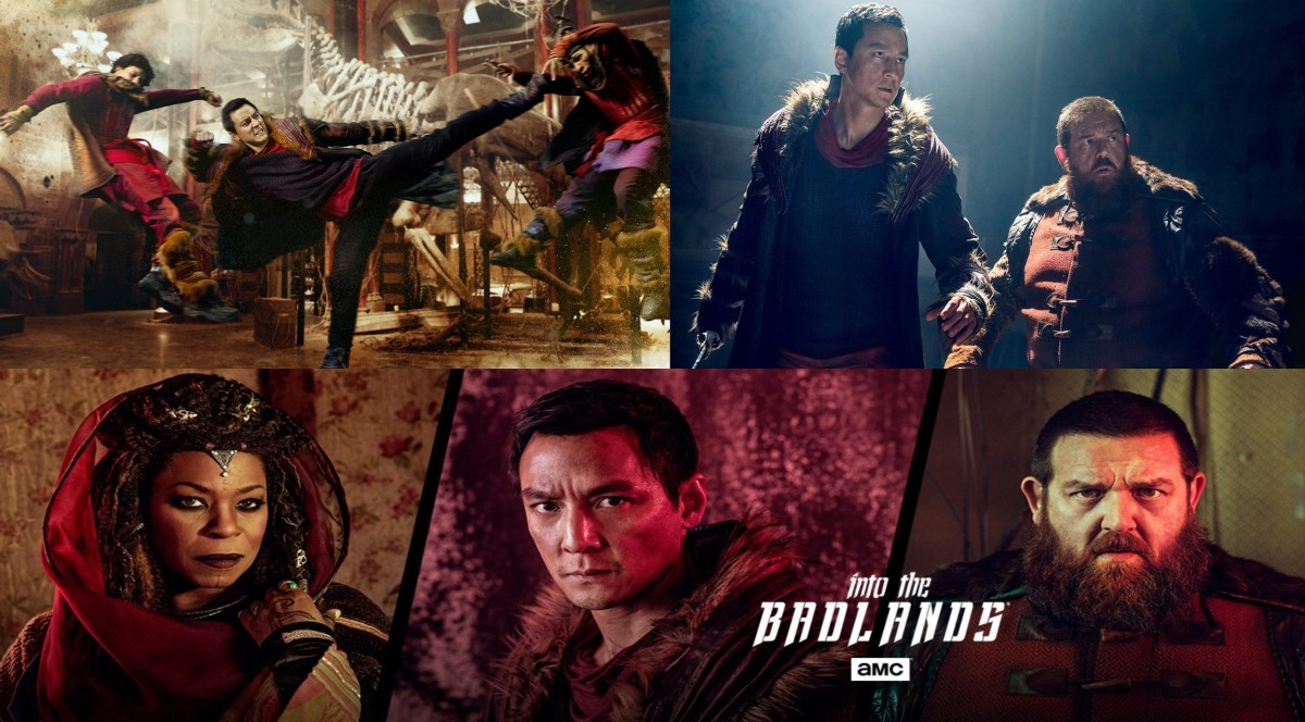 Into The Badlands, trailer per la seconda e ultima parte della terza Stagione