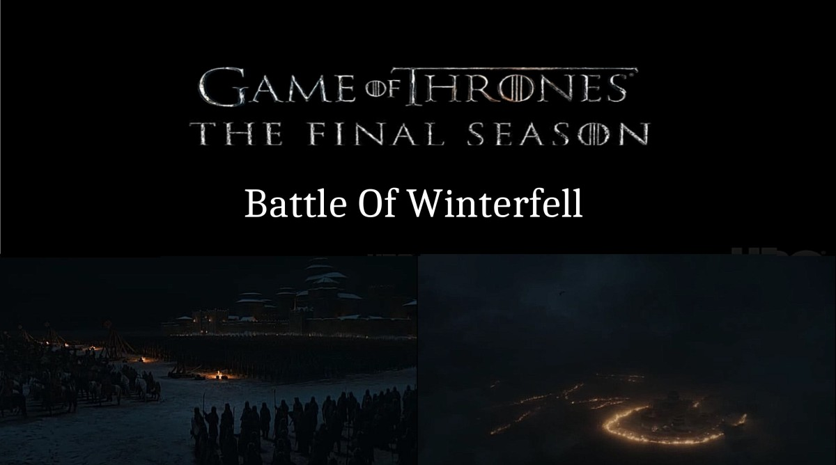 Game Of Thrones 8, The Battle Of Winterfell è un capolavoro!