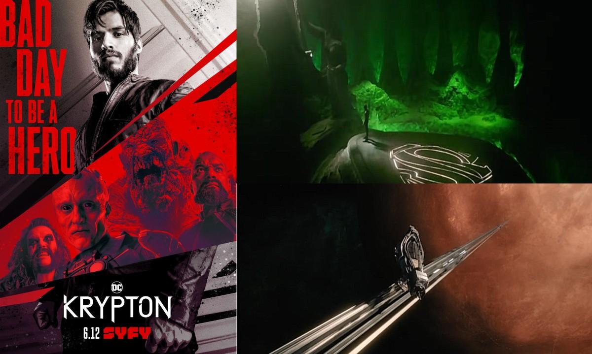 Krypton, trailer e data di uscita della seconda stagione