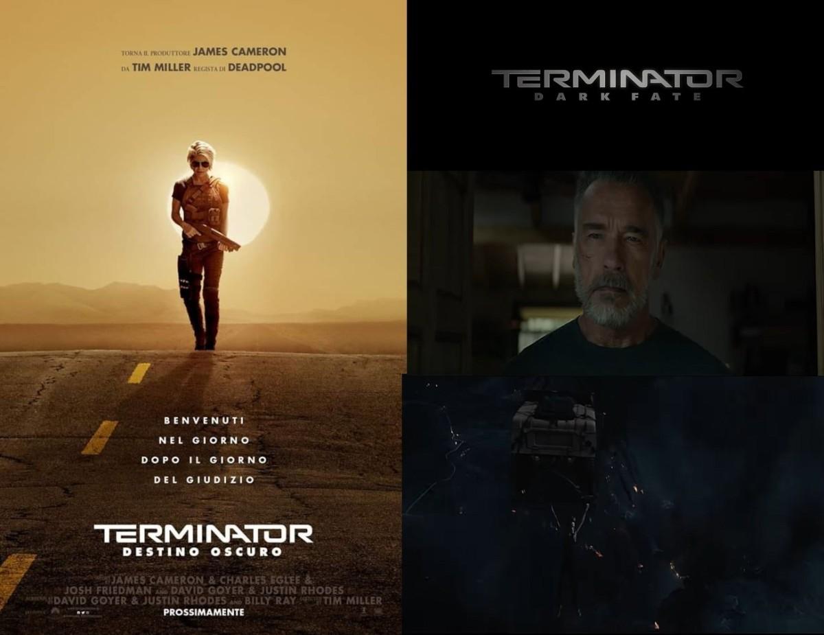Terminator: Dark Fate, primo spettacolare trailer per il ritorno di Sarah Connor